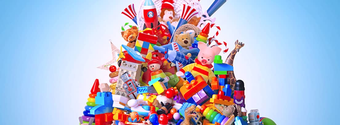 Speelgoedwinkels op Ibiza