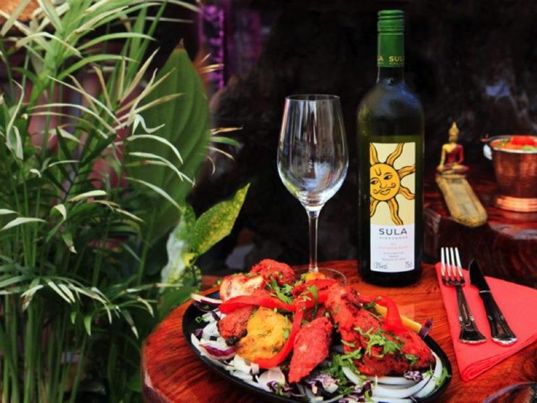 Restaurants>  Menu du jour-Kathmandu 2 Ibiza-Ibiza