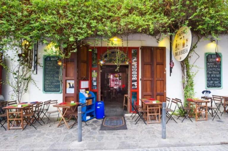 Открытие La Bodega Ibiza
