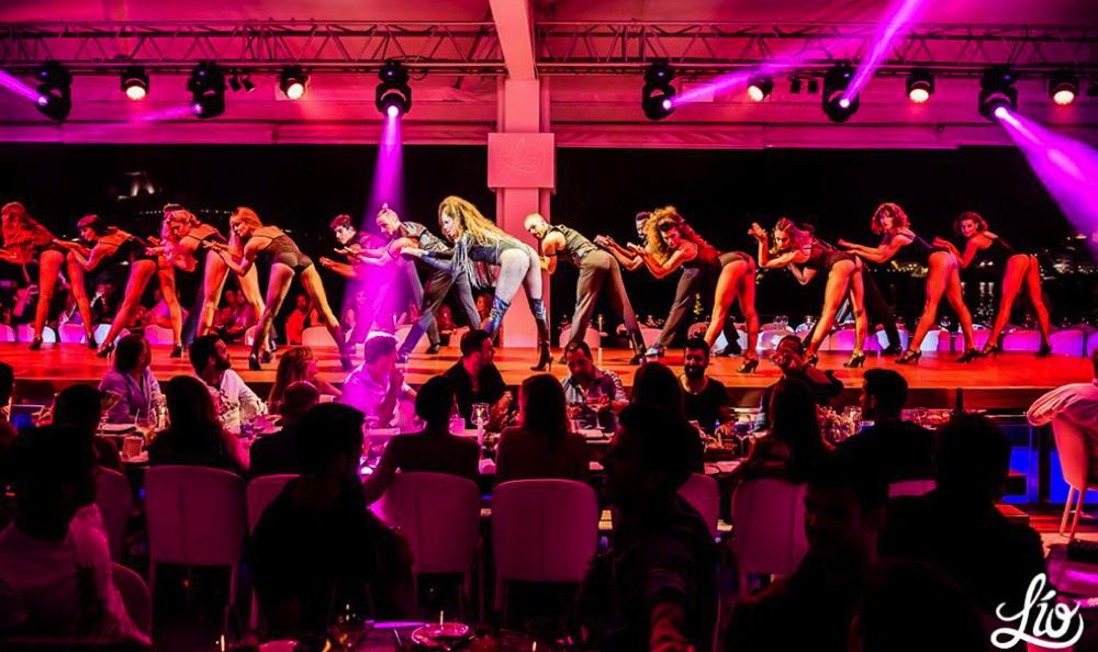 Lio Ibiza cabaret