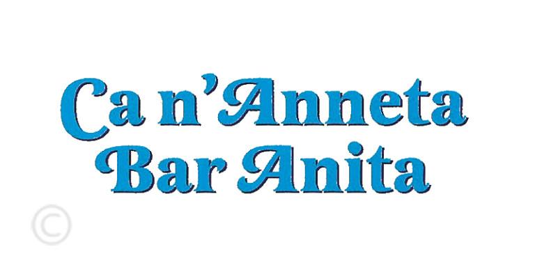 Restaurantes-Bar Anita. Ca n'Anneta-Ibiza