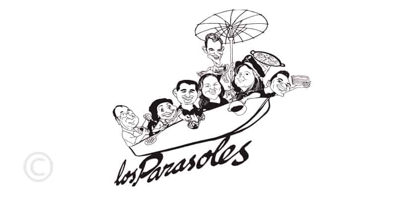 Без рубрики-Los Parasoles-Ибица