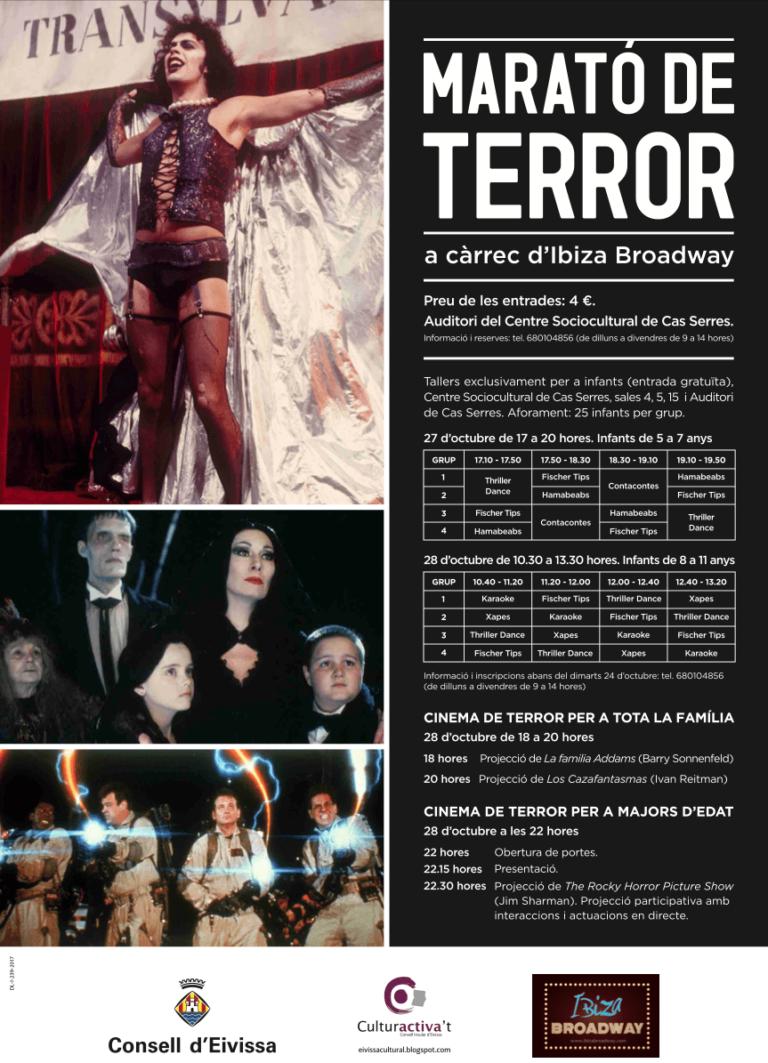 Террористический марафон в Кас Серре