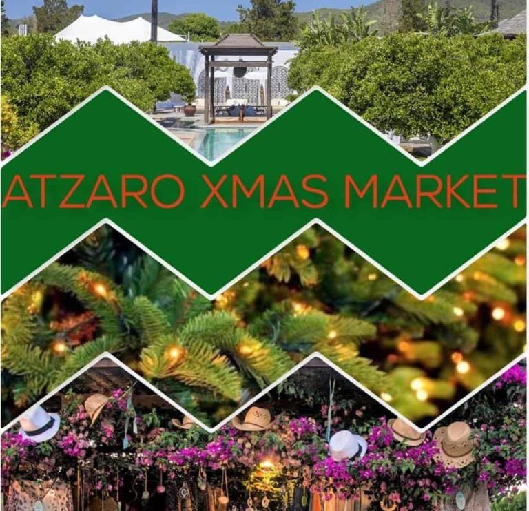 Рождественский базар Атзаро Ибица