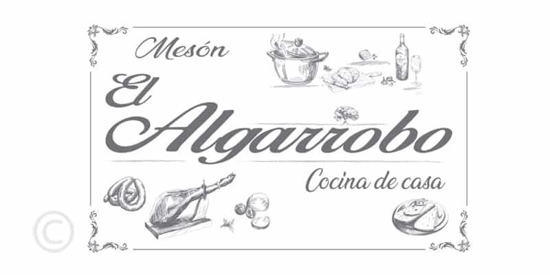 Ristoranti> Menu del giorno-Mesón El Algarrobo-Ibiza