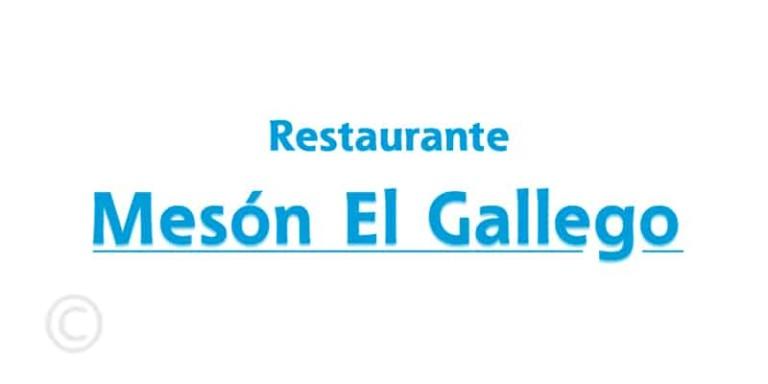 Restaurants Mesón El Gallego-Ibiza