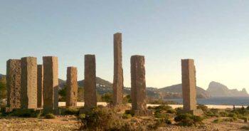 Monument of cove Llentia