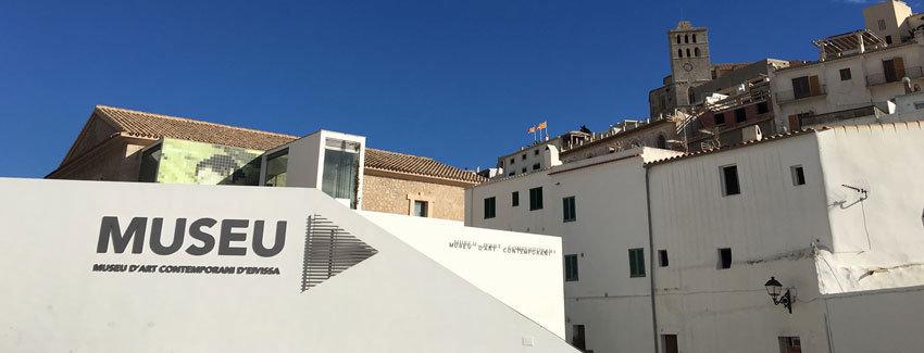Museum voor moderne kunst van Ibiza