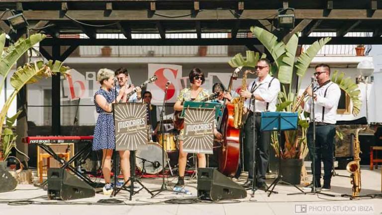 Musique d'Ibiza. Groupes et chanteurs de l'île