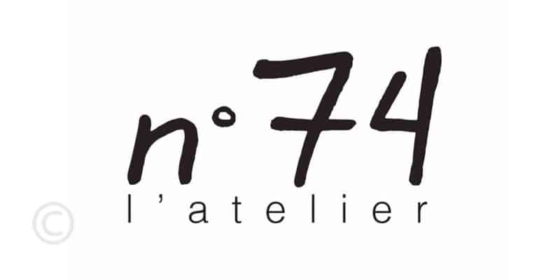 Numero 74 l'Atelier Ibiza Workshop