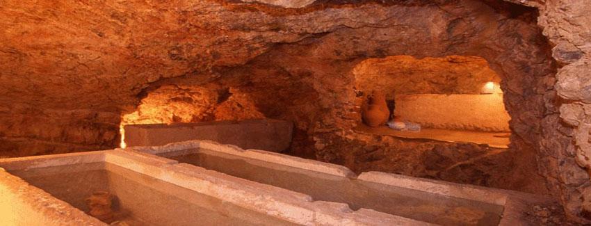 Punische Necropolis van Puig des Molins