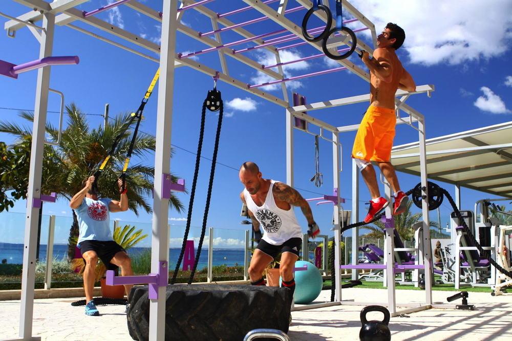 Nirvana Gyms Ibiza 08