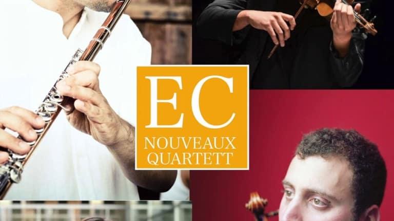 Nouveaux Quartet welkom inibiza