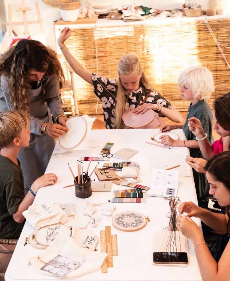 Restaurants avec espace enfants à Ibiza