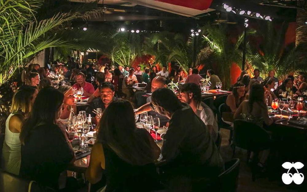 Pacha Restaurant Sushi Lounge Ibiza