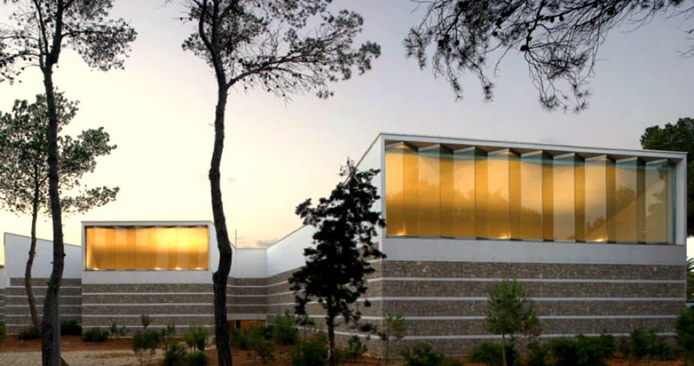 Palast der Kongresse von Ibiza