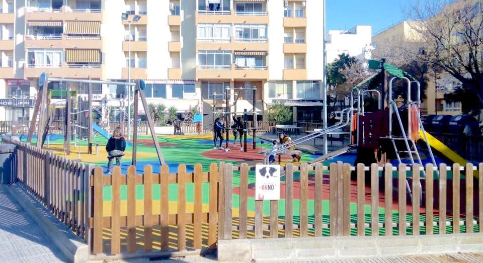 Parque Figueretas Ibiza
