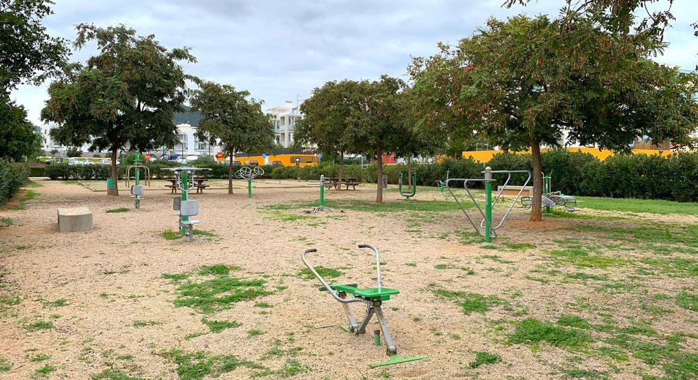 Parks-Ibiza