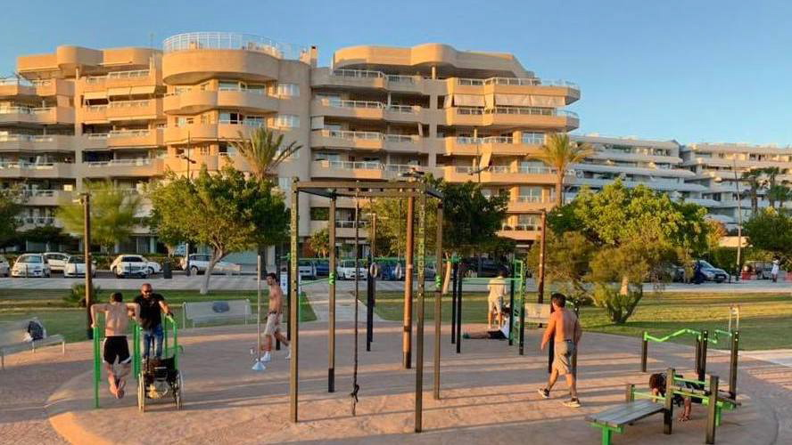 Ibiza direkt am Meer