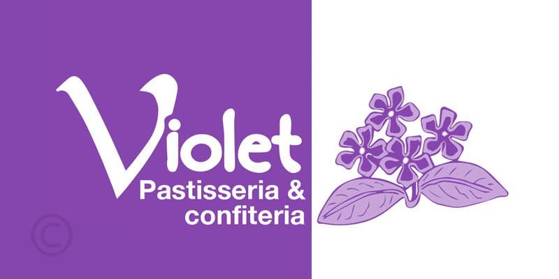 Pastelería y confitería Violet