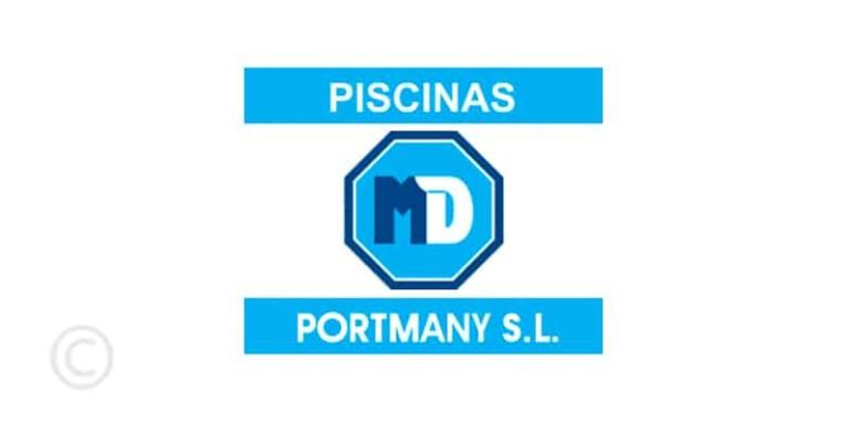 Piscinas MD Portmany