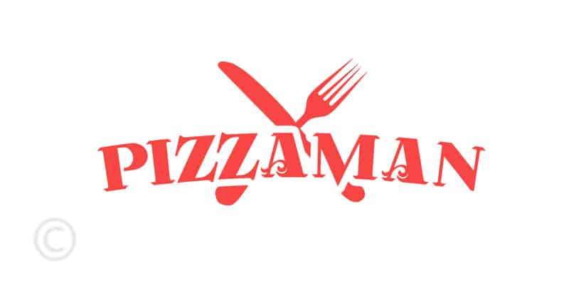Restaurants> Menu Del Día-Pizzaman-Ibiza