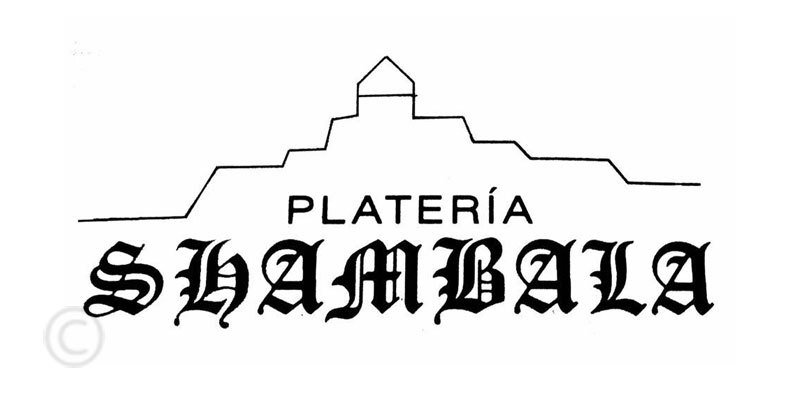 Shambala Ibiza-zilverwerk