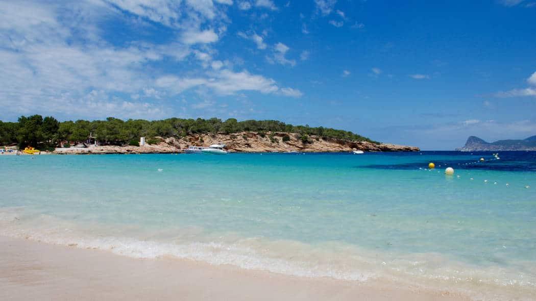 Plage de Cala Bassa Ibiza