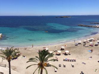Пляжи и бухты Ибицы