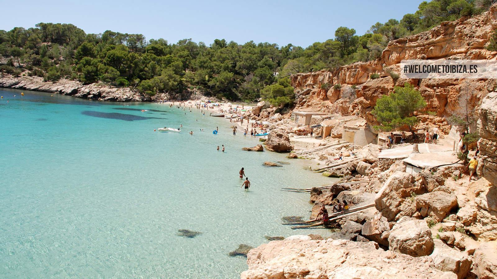 Playa cala salada Beach san antonio ibiza 2015 - 9