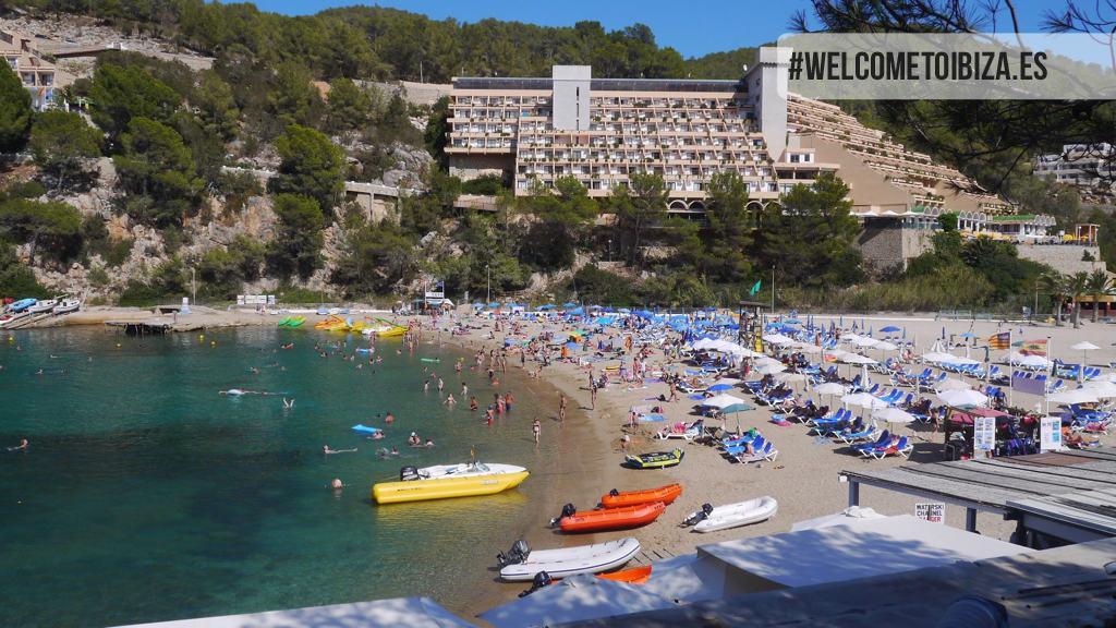 Plages pour aller avec les enfants dans Ibiza Magazine