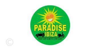 Rent a car paradise Ibiza