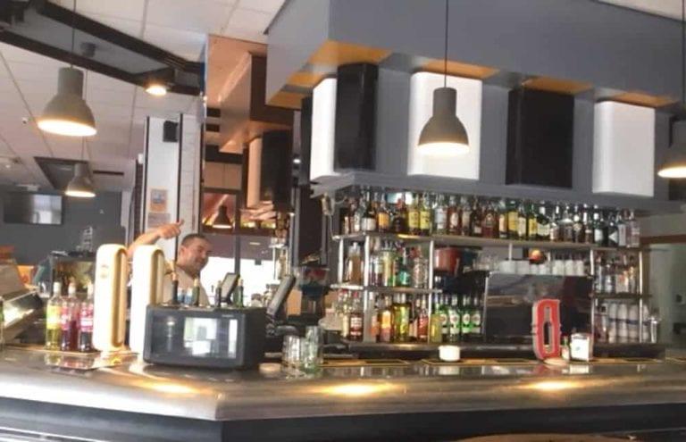 Sin categoría-The s'Ancora Café and Grill-Ibiza