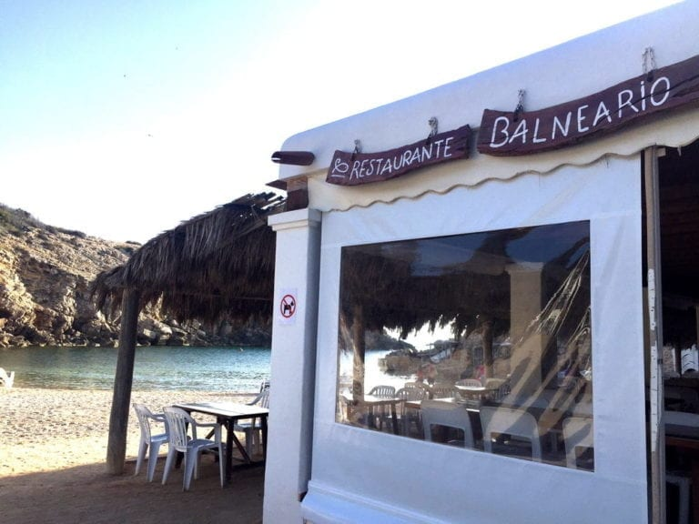 Restaurantes-Restaurante Balneario-Ibiza