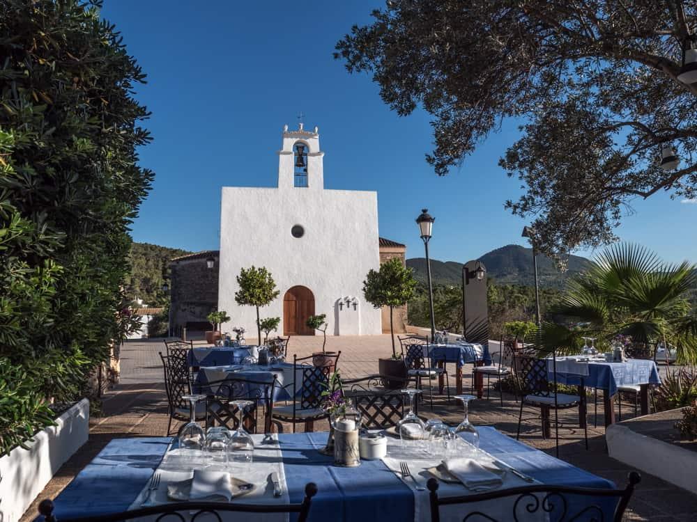 Restaurant Can Berri Vell Ibiza San Agustin 00