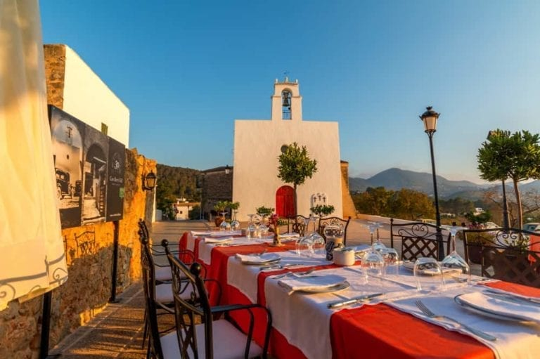 Restaurantes-Can Berri Vell-Ibiza