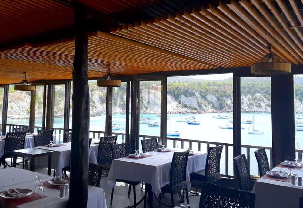 Restaurante Es Boldado, San José - Guía De Restaurantes En Ibiza
