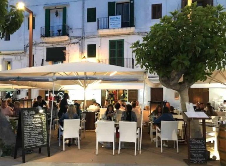 Рестораны-Es Noray-Ibiza