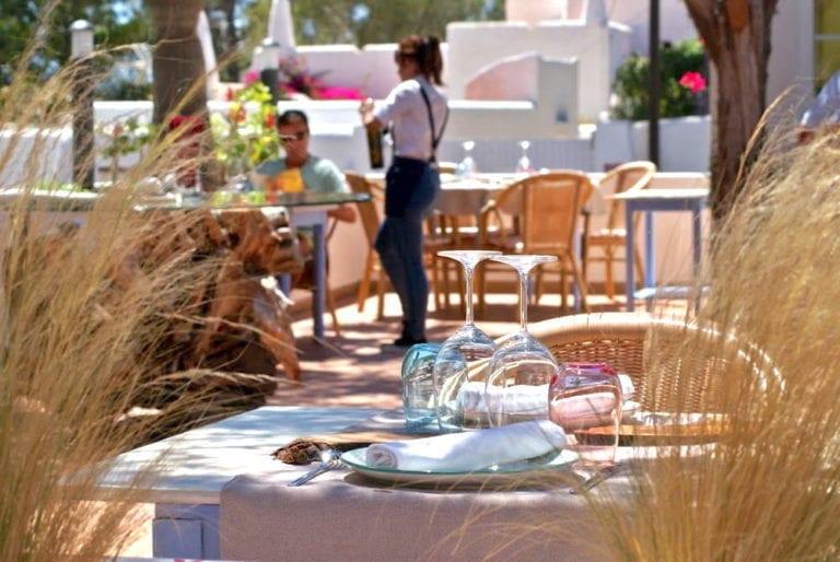 Restaurants-És Tragón-Eivissa
