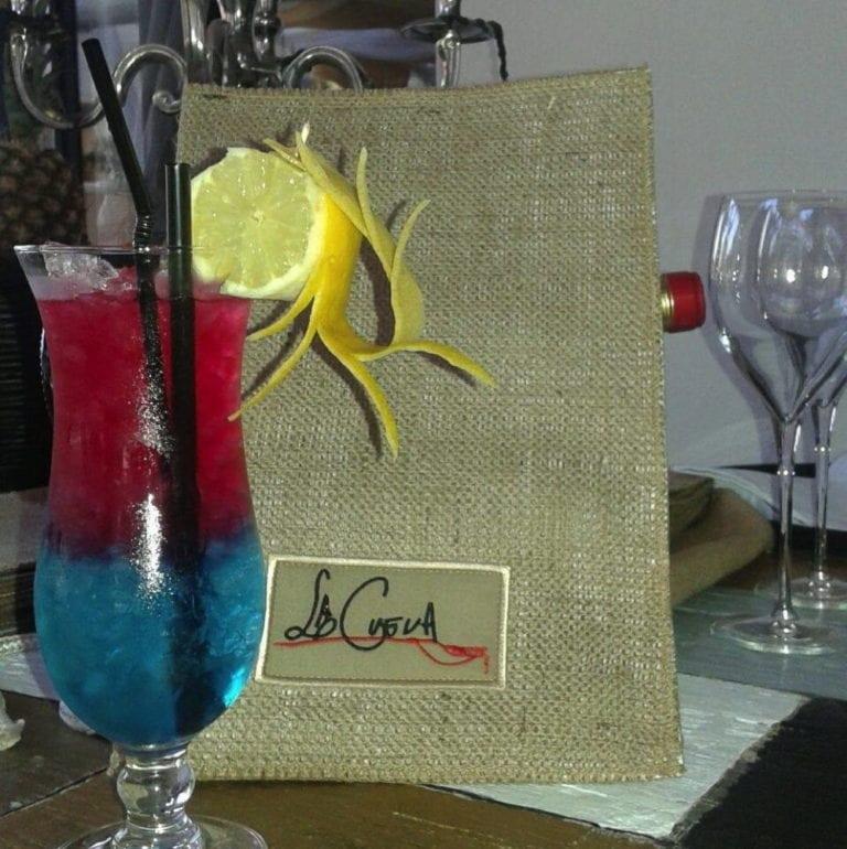 Restaurantes></noscript>Menu Of The Day-La Cueva-Ibiza