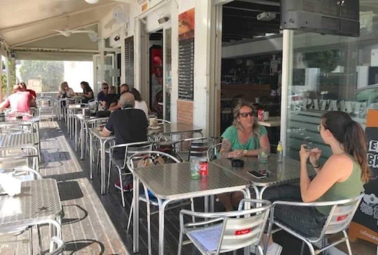 Рестораны-Пата Негра-Ибица