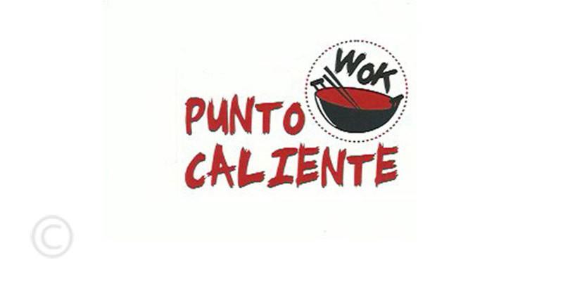 Restaurantes-Punto Caliente Wok-Ibiza