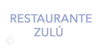 -Zulú Restaurant (Es Grop) -Ibiza