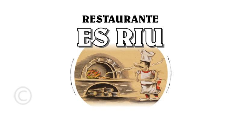 -Restaurante Pizzería Es Riu-Ibiza