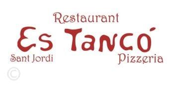 Restaurants-És Tanco de Sant Jordi-Eivissa