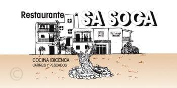 Restaurants-Restaurant sa Soca-Ibiza