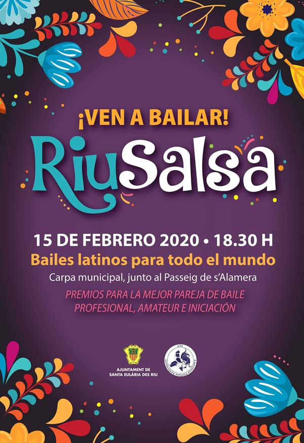 Покажите свои навыки танцора в эту субботу в RiuSalsa