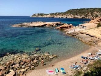 Spiagge e calette di Ibiza