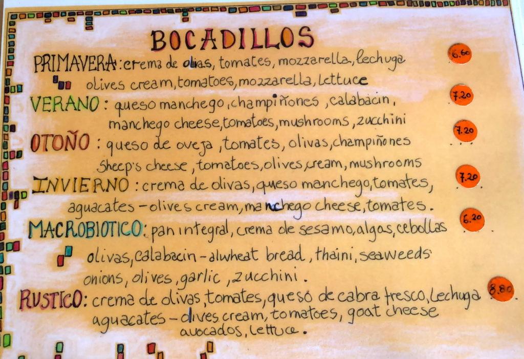 Ibiza natuurlijke smaken