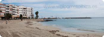 Пляж Святой Эулалии